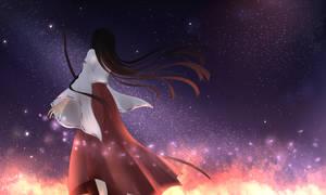 Inuyasha - Kikyo by Etrilya