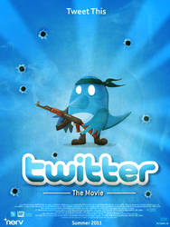 Twitter The Movie by allmightysteve