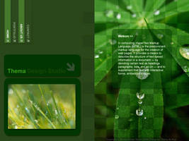 Thema Design Website by thierry-eamon