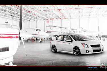 Nissan sentra street by Bruno--Design-2009