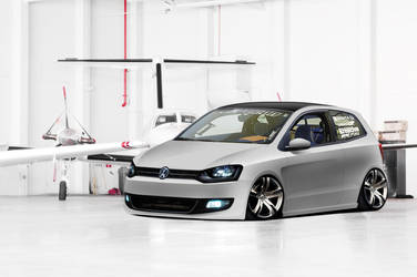 vw polo by Bruno--Design-2009