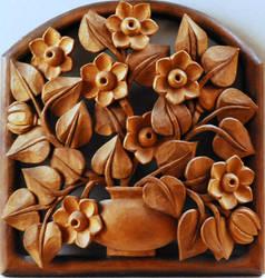 Decorative composition by Marangoza
