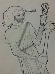 Wizard!! by purplesun2