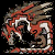 Rathalos Icon by GreatRoyalLudroth