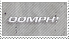 Oomph Stamp by Electrohurtz