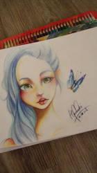 Blue by HannakiDesign