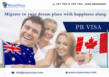 Australia pr visa in hyderabad by riyanoverseas