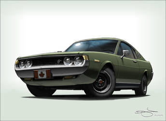 1973 Celica LB by Omar-Dogan