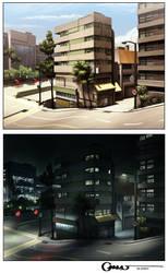 Day and Night Apt by Omar-Dogan