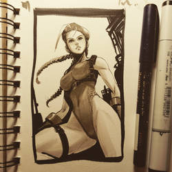 Cammy SFV 003 by Omar-Dogan