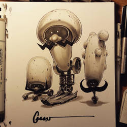 Sporebots by Omar-Dogan