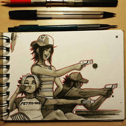 5th Capsule Gamers by Omar-Dogan
