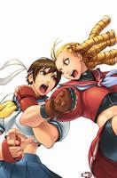Sakura Legends Cover 3 by Omar-Dogan