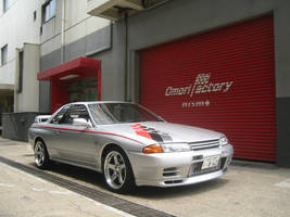 Nismo S-Tune R32 Skyline by Omar-Dogan