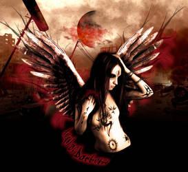 Angel Of Darkness by FraNz85