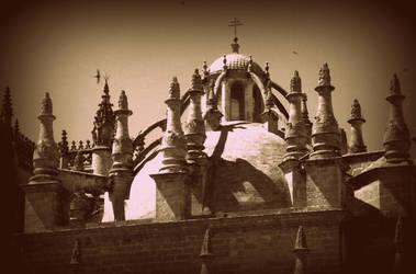 Cathedral by Zarayla-Artist
