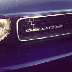 Ipone- Dodge Challenger by Zarayla-Artist