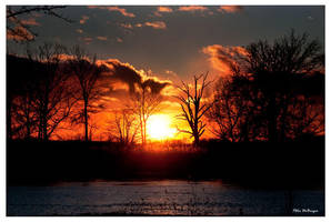 Sunset_012810 by PeterDeBurger