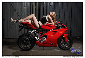 Ducati Madness pt 1 by Superchica