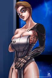 Seven of Nine by transfuse
