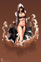 Beast Mistress by transfuse