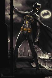 Cassandra Cain: Batgirl by transfuse