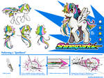 My Little Pony: Shinespark by transfuse