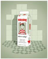 Where's Wally? by dracoimagem-com