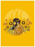 O Lendario cheiro das Flores by dracoimagem-com