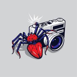 Spider Shot by dracoimagem-com