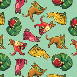 Fruitcats by dracoimagem-com