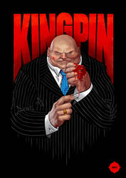 Kingpin by dracoimagem-com