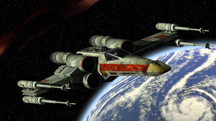 Red 5 by Astralview