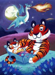 Nighty Night by MelDraws