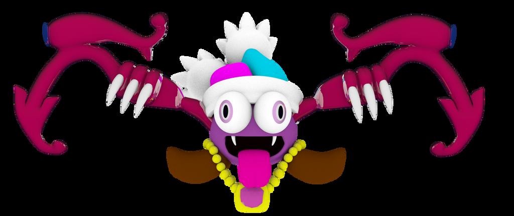 (Kirby Super Star Ultra) Marx Soul by Rippertrap on DeviantArt