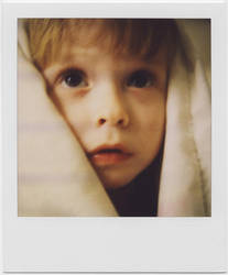 untitled polaroid portrait by equivoque