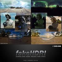Fakehdri Packs #045-048 by fakehdri