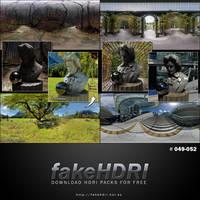 Fakehdri Packs #049-052 by fakehdri