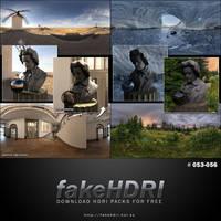 Fakehdri Packs #053-056 by fakehdri