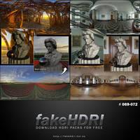 Fakehdri Packs #069-072 by fakehdri