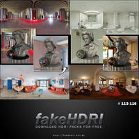 Fakehdri Packs #113-116 by fakehdri