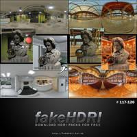 Fakehdri Packs #117-120 by fakehdri
