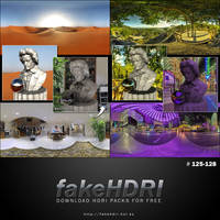 Fakehdri Packs #125-128 by fakehdri