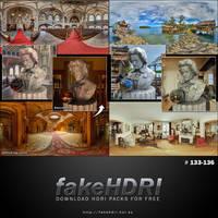 Fakehdri Packs #133-136 by fakehdri