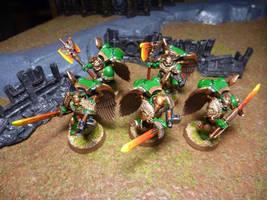 Vanguard Squad Deucalion by Vosrik