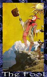 The Fool by TheFantaSim