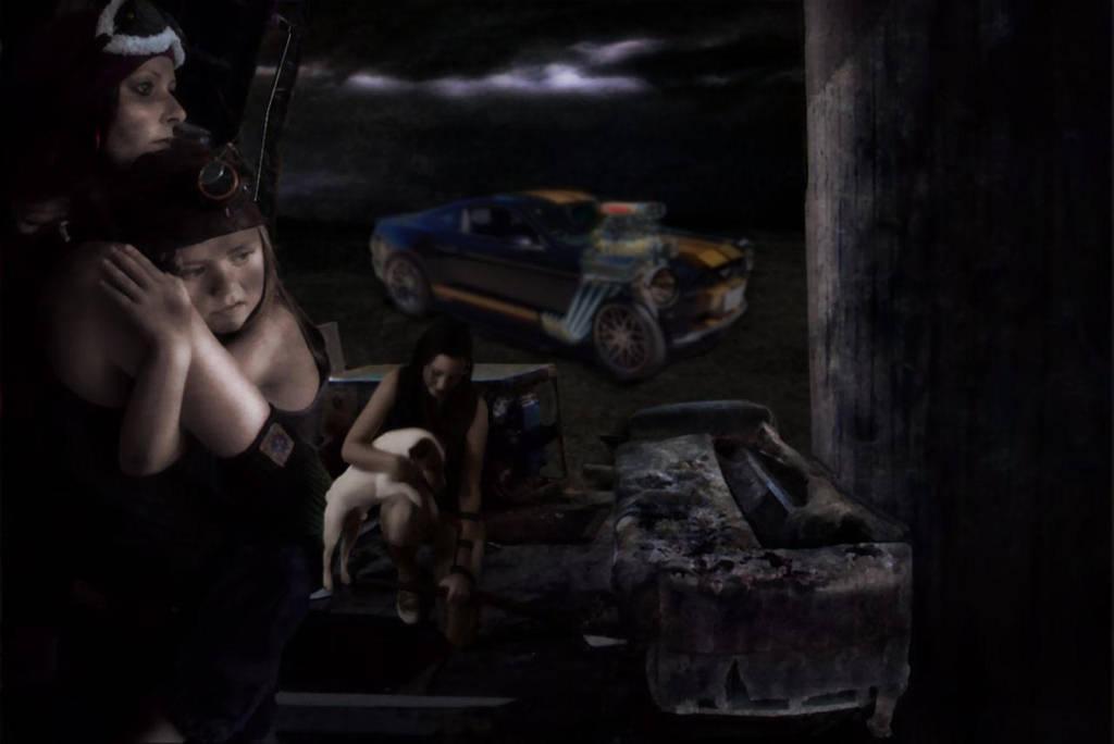 Shelter2 by TheFantaSim