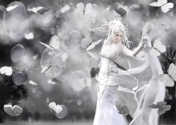 White Witch by TheFantaSim