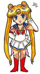 Super Sailor Moon Chibi by jenni0014