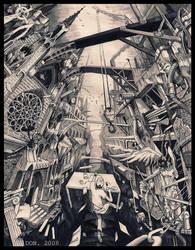 P-B1: Gothic Industrial by MacDoninri